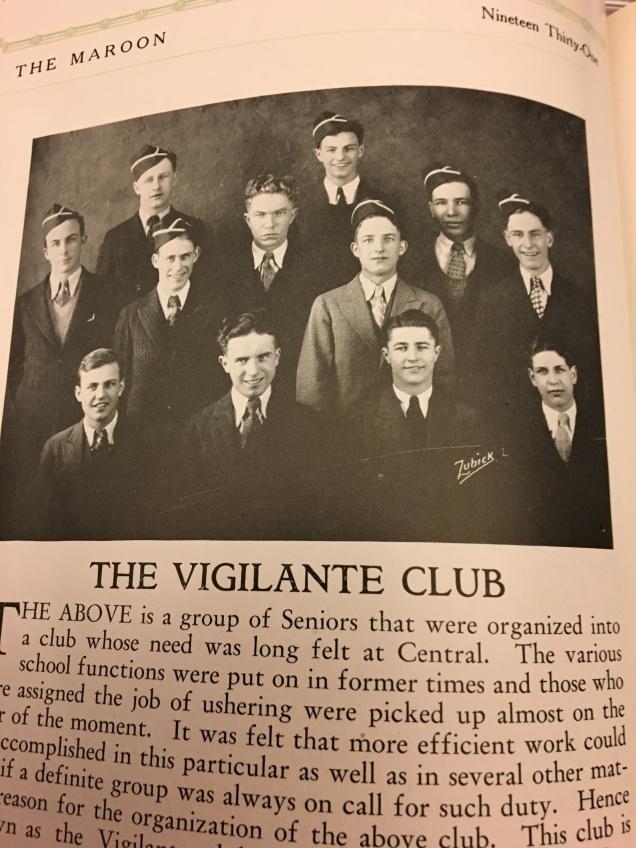 vigilante club
